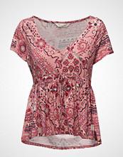 Odd Molly Playful Top T-shirts & Tops Short-sleeved Rosa ODD MOLLY