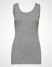 Fransa Zaganic 5 Top T-shirts & Tops Sleeveless Grå FRANSA