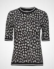 Esprit Casual Sweatshirts T-shirts & Tops Short-sleeved Svart ESPRIT CASUAL