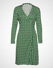 Diane von Furstenberg Dvf New Jeanne Two Knelang Kjole Multi/mønstret DIANE VON FURSTENBERG