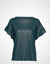 Day Birger et Mikkelsen Day Flashes T-shirts & Tops Short-sleeved Blå DAY BIRGER ET MIKKELSEN