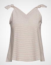 Ichi Ihcolba To T-shirts & Tops Sleeveless Hvit ICHI