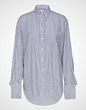 Hope Brave Shirt Langermet Skjorte Blå HOPE