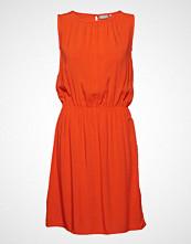 B.Young Byhailey Sl Dress - Kort Kjole Oransje B.YOUNG