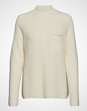 Boss Casual Wear Incase Strikket Genser Creme BOSS CASUAL WEAR