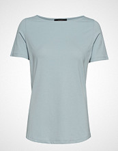 Weekend Max Mara Multie T-shirts & Tops Short-sleeved Blå WEEKEND MAX MARA