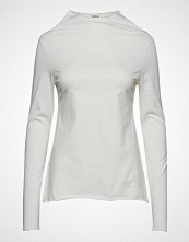 Totême Pompei T-shirts & Tops Long-sleeved Hvit TOTÊME