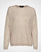 Weekend Max Mara Estri Strikket Genser Beige WEEKEND MAX MARA