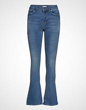 Gina Tricot Natasha Bootcut Jeans Jeans Sleng Blå GINA TRICOT