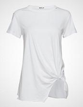 Replay T-Shirt T-shirts & Tops Short-sleeved Hvit REPLAY