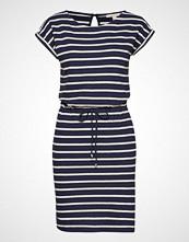 Esprit Casual Dresses Knitted Kort Kjole Blå ESPRIT CASUAL