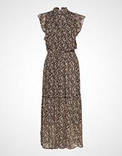Sofie Schnoor Dress Knelang Kjole Multi/mønstret SOFIE SCHNOOR