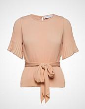 Cathrine Hammel Miami Tee-Shirt Bluse Kortermet Rosa CATHRINE HAMMEL
