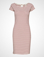Esprit Casual Dresses Knitted Knelang Kjole Multi/mønstret ESPRIT CASUAL