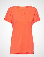 Minus Adele Tee T-shirts & Tops Short-sleeved Oransje MINUS
