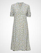 by Ti Mo Day Dress Knelang Kjole Blå BY TI MO