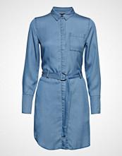 Marc O'Polo Dress, Tunika Style Knelang Kjole Blå MARC O'POLO