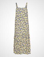 Envii Enchariton Sl Dress Aop 6595 Maxikjole Festkjole Multi/mønstret ENVII