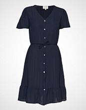 Minus July Dress Kort Kjole Blå MINUS