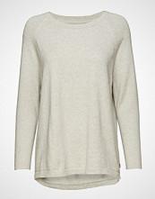 Lexington Clothing Lea Sweater Strikket Genser Creme LEXINGTON CLOTHING