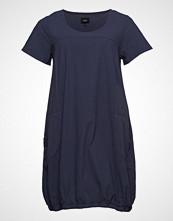 Zizzi Mmarrakesh, S/S, Dress Kort Kjole Blå ZIZZI