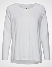 Lexington Clothing Lea Sweater Strikket Genser Hvit LEXINGTON CLOTHING
