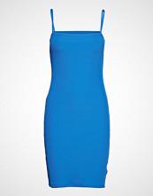 Ivyrevel Square Neck Strap Dress Kort Kjole Blå IVYREVEL