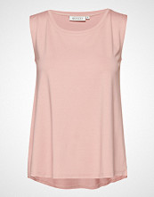 Masai Elisa Basic T-shirts & Tops Sleeveless Rosa MASAI