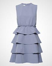By Malina Shanti Dress Kort Kjole Blå BY MALINA