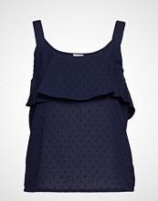 Ichi Ihtalina To T-shirts & Tops Sleeveless Blå ICHI