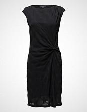 Brandtex Dress-Jersey Kort Kjole Svart BRANDTEX