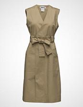 Hope Trail Dress Knelang Kjole Beige HOPE