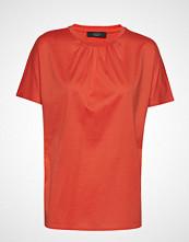 Weekend Max Mara Valdese T-shirts & Tops Short-sleeved Oransje WEEKEND MAX MARA