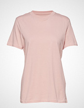 Selected Femme Slfmy Perfect Ss Tee Box Cut Color T-shirts & Tops Short-sleeved Rosa SELECTED FEMME