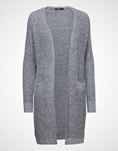 Gina Tricot Li Knitted Cardigan Strikkegenser Cardigan Grå GINA TRICOT