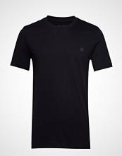 Marc O'Polo T-Shirt, Short-Sleeve, Round-Neck, T-shirts Short-sleeved Blå MARC O'POLO