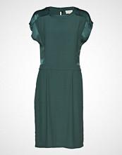 Minus Cilla Dress Knelang Kjole Grønn MINUS