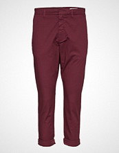 Hope News Trouser Chinos Bukser Rød HOPE