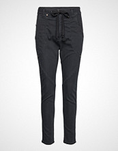 Please Jeans New Jog Black Bukser Med Rette Ben Grå PLEASE JEANS