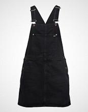 Tommy Jeans Tjw Dress Dungaree T Kort Kjole Svart TOMMY JEANS