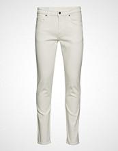 J.Lindeberg Jay Solid Stretch Slim Jeans Hvit J. LINDEBERG