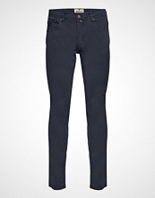 Morris James Textured 5pkt Slim Jeans Blå MORRIS