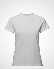 nué notes Torino T-shirts & Tops Short-sleeved Hvit Nué Notes