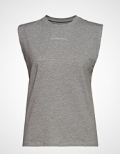 Ivyrevel Boxy Top T-shirts & Tops Sleeveless Grå IVYREVEL