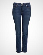 Violeta by Mango Slim-Fit Valentin Jeans Slim Jeans Blå VIOLETA BY MANGO