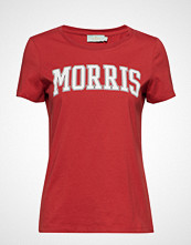 Morris Lady Adelia Tee T-shirts & Tops Short-sleeved Rød MORRIS LADY