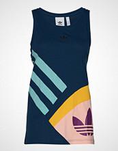 Adidas Originals Tank T-shirts & Tops Sleeveless Blå ADIDAS ORIGINALS
