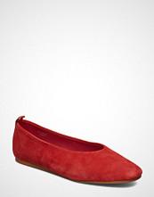 Marc O'Polo Footwear Anita 2a Ballerinasko Ballerinaer Rød MARC O'POLO FOOTWEAR