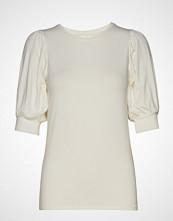 InWear Irinaiw Top T-shirts & Tops Short-sleeved Creme INWEAR