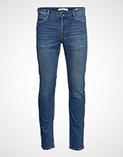 Mango Man Slim Fit Medium Wash Tim Jeans Slim Jeans Blå MANGO MAN